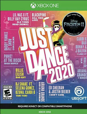 Just Dance 2020 XBOX ONE Brand New Factory Sealed New