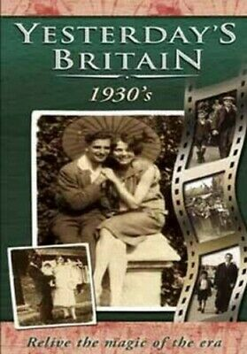 Yesterday's Britain: The 30s DVD (2004) cert E Expertly Refurbished Product