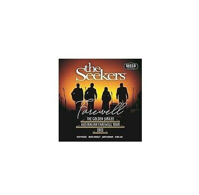 Farewell by The Seekers (CD)