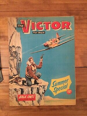 Victor Summer Special comic 1970