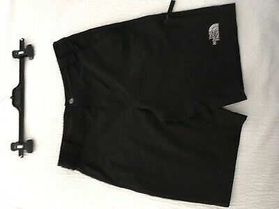 Boys Black North Face Shorts Youth/Junior Size L/G