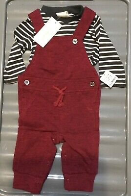 Brand New With Tags Boys Outfit Age 0-3 Months