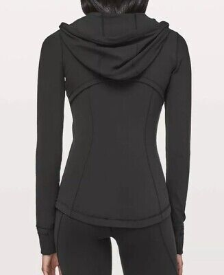 BNWT lululemon Hooded Define Nulu Jacket Hoodie Zip To Running Gym Yoga  New