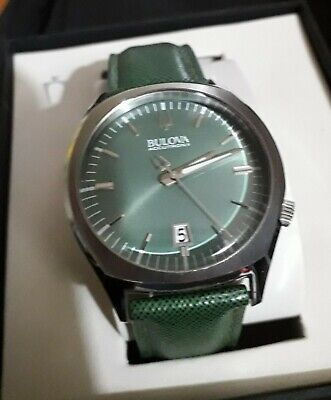 Bulova Classic Retro Wrist Watch  Boxed With Papers .
