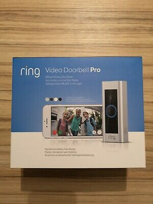 Ring Doorbell Pro with Chime + Transformer