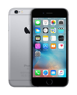 Sealed New in Box, Apple iPhone 6s - 32GB - Space Gray Locked (Verizon) A1633