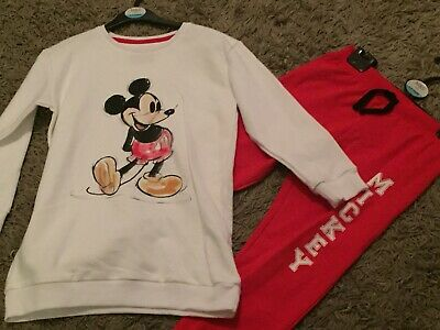 Mickey Mouse PJ's From M&S. Aged 3/4years. BNWOT