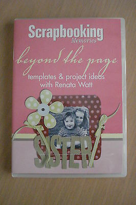 + Scrapbooking Memories Beyond The Page (Pc Cd-Rom (As New) Aussie Seller