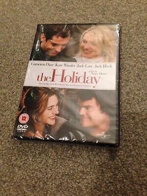 The Holiday DVD (2007) Brand New Sealed Wrapped