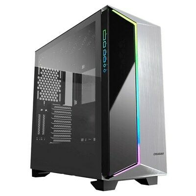Cougar DarkBlader-G RGB Tempered Glass E-ATX Full-Tower Case
