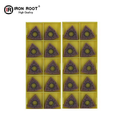50P WNMG080408-BF WS7125//WNMG432 CNC Carbide turning Inserts for stainless steel