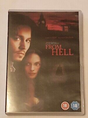 From Hell DVD Good used condition