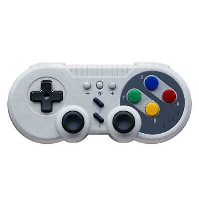 8BitDo SF30 Pro Wireless Bluetooth Gamepad Controller with Joystick for Switch