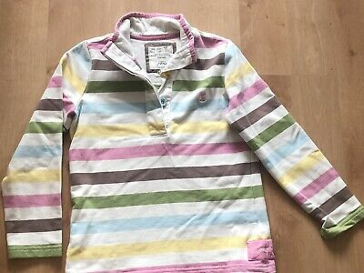 Joules Girls Jumper Sweatshirt Age 8 Years