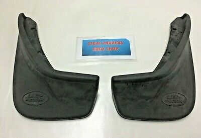 Land Rover Freelander Genuine Rear Mudflaps 96-06 Cat500080/90Pma