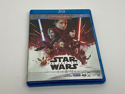 Star Wars: Episode VIII: The Last Jedi [Blu-ray] * BONUS DISC ONLY * REPLACEMENT