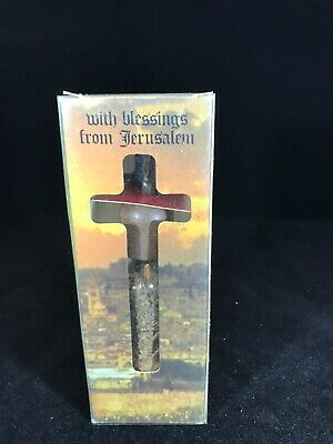 Earth From The Holy City Of Jerusalem - In Original Bottle/Box