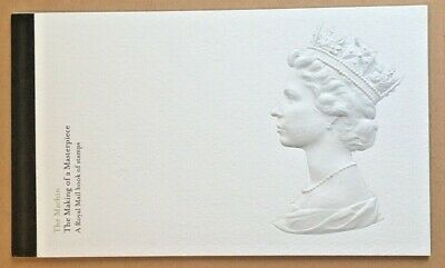 Royal Mail Prestige Stamps DX39 The Machin Complete