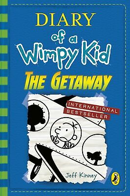 Diary of a Wimpy Kid: The Getaway (book 12) (Paperback, 2019) 9780141385259