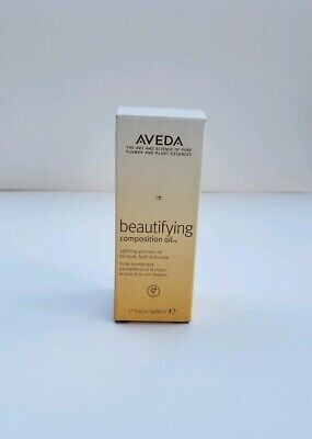 AVEDA Beautifying Composition Oil 1.7oz - NEW - Free Shipping