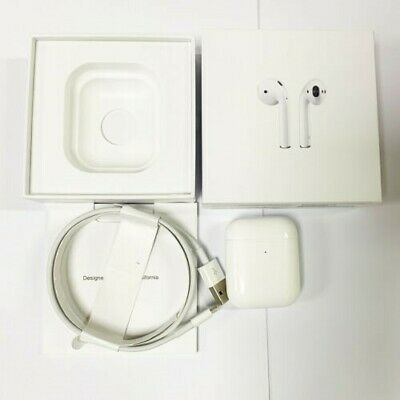 Genuine 2nd Gen Apple Airpods - ONLY RIGHT AIRPOD/CHARGER/LIGHTNING CABLE WORK