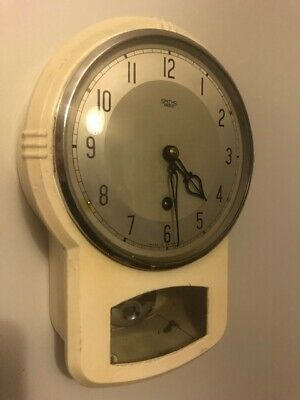 Smiths Enfield. 1940's Kitchen Clock