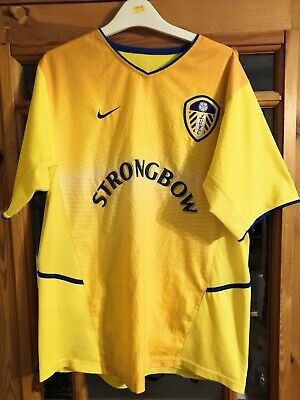 Leeds United 2002-04 Away Shirt