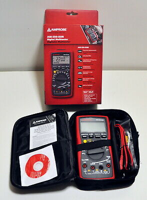 BEHA Amprobe AM-550-EUR Digitales Multimeter Rg. inkl. MwSt.