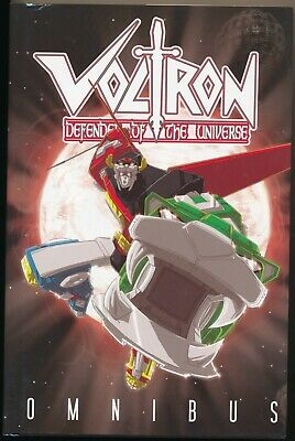 Voltron Complete Omnibus by Dan Jolley and Marie Croall (2008, Hardcover) Book