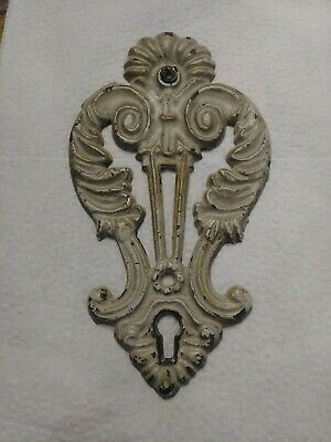 Metal Skeleton Key Decorative Cover Plate - Made in USA