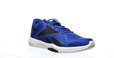 Reebok Mens Flexagon Force 2.0 Blue Cross Training Shoes Size 8.5