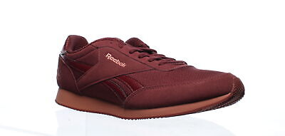 Reebok Womens Royal Classic Jogger 2 Burgundy Running Shoes Size 10.5