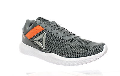 Reebok Mens Flexagon Energy Trainer Gray Cross Training Shoes Size 10