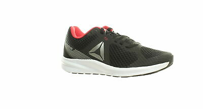 Reebok Womens Endless Road Black/Grey/Pink Running Shoes Size 5
