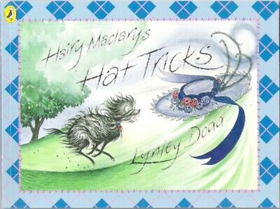 HAIRY MACLARY'S HAT TRICKS Lynley Dodd Brand New! paperback 2008 Childs Classic