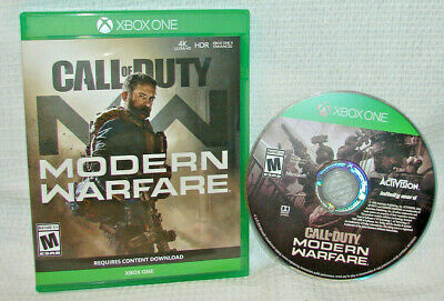 Call of Duty: Modern Warfare Standard Edition - Xbox One *Used* Very Good!!!