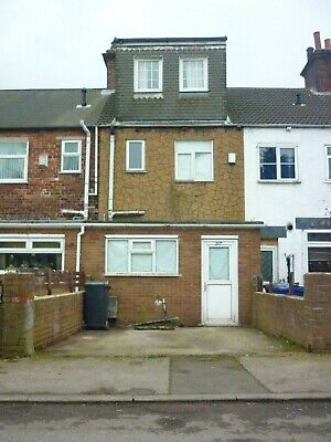 4 Bed Terraced House,Property, Royston, Barnsley,Yorkshire,Builder,Investor