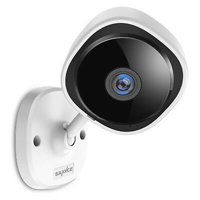 SANNCE Wireless Full 1080P 2MP 180° Panoramic Security IP Camera Cloud Storage