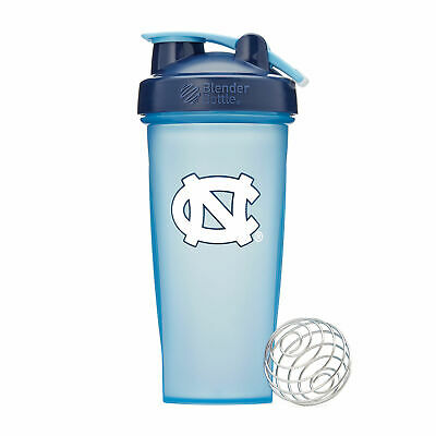 BlenderBottle Collegiate Shaker Bottle - University of North Carolina
