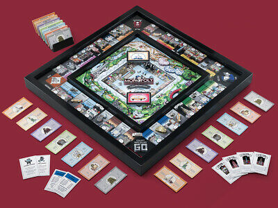 """Charles Fazzino Monopoly """"New York Edition"""", Signed + Numbered Limited Edition"""