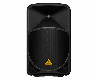"Behringer B115MP3 Eurolive Active 1000w 2-Way 15"" PA Speaker System w/MP3 Player"