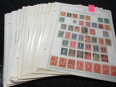 NobleSpirit No Reserve } Amazing Chile Stamp Page Collection = $480+ CV