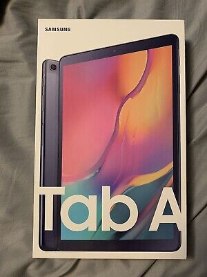 "2019 NEW Samsung Galaxy Tab A 10.1"" LCD 8MP 2GB/32GB HDD Bluetooth Tablet SEALED"