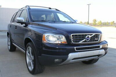 "2011 XC90 3.2 R-DESIGN AWD NAV REAR CAM HEATED STS 3rd ROW 2011 Volvo XC90 3.2 R-DESIGN AWD NAV REAR CAM HEATED STS 3rd ROW BLIS 20"" WHEELS"