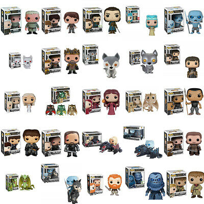 Funko POP!Garage Kits Model Game of Thrones Vinyl Figure Collection Model FR
