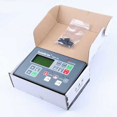 New ComAp AFM25 Diesel Generator Brushless Excitation Self-Starting Controller