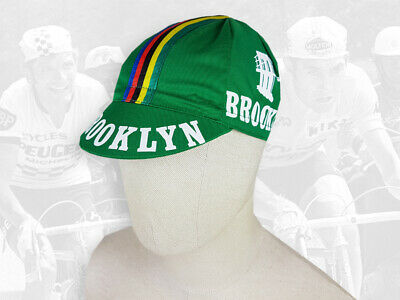 PUCH Retro Vintage style Team Cycling Cotton Cap Eroica   FREE SHIPPING