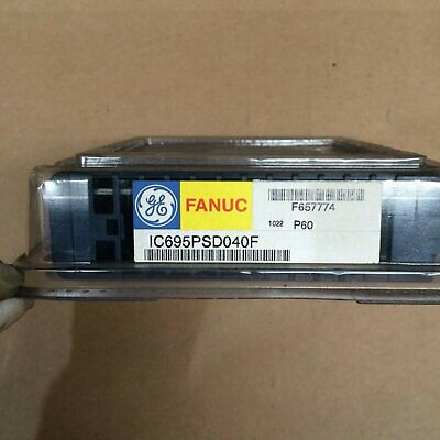 1 Pcs Ic695Psd040F Ge Fanuc New In Box Ic695Psd040 Free Shipping