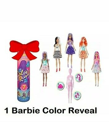 Barbie Color Reveal Doll [Styles May Vary] 2019 *IN HAND READY TO SHIP*