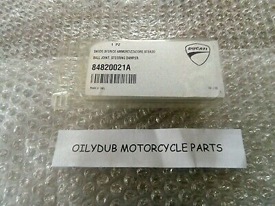 Ducati Steering Damper Ball Joint 749 999 1098 1198 84820021A Genuine NEW